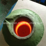 horno fusorio de la inducción de aluminio 110kw