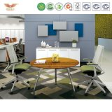 Hot Sale Fashion Office Mesa de conferência Mesa de reunião Mesa de reunião (Clever-MT28)
