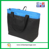 Kundenspezifische Größe nicht gesponnene Fodable Einkaufstasche