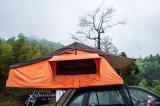 Tenda di lusso alla moda della parte superiore del tetto dell'automobile di buona qualità per l'avventura esterna dei campeggiatori