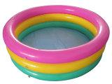 De 3-ring van Inflatatble de Pool van pvc van de Pool van de Rechthoek
