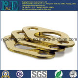 Rondella sottile del metallo di precisione su ordinazione di fabbricazione della Cina