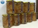 170ml mermelada, encurtidos y alto grado-sin plomo tarro de cristal