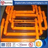 Plastiküberzug-Stahleinsteigeloch-Jobstepp