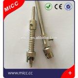 Micc熱電対プローブの固定のためのカスタマイズされたSs304バイオネットJスロット