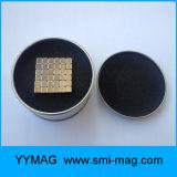 216 cubo magico del cubo 216PCS 5X5X5mm dei magneti quadrati di PCS 5mm neo
