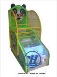 아이들 전자 동전에 의하여 운영하는 농구 총격사건 영상 아케이드 게임 기계 (ZJ-BG05)