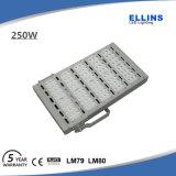 Luz de inundação do diodo emissor de luz do brilho elevado 200W ao ar livre com preço de fábrica