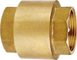 Válvula de cobre amarillo sin plomo de la alta calidad