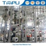 Fuoco di ticchettio del tessuto del materasso di bambù ritardato