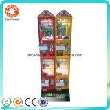 Scherzt zuhause Puppe-Minispielwaren-Greifer-Maschinen-Verkaufäutomaten