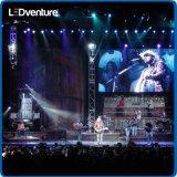 Alquiler grande a todo color de interior de la pantalla del LED para los acontecimientos, conferencias, conciertos