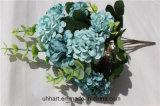 Fiore artificiale all'ingrosso del Hydrangea per la decorazione di cerimonia nuziale