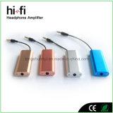 3.5mmのコンパクトな携帯用ヘッドホーンのアンプ音楽マジック棒