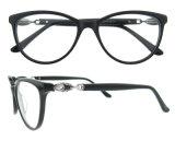 La lente de encargo de Eyewear de la manera enmarca el marco de las mujeres para las lentes
