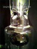 11 Zoll bunter Entwurfs-rauchende Wasser-Glasrohr-