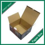 Оптовая продажа коробки изготовленный на заказ света размера Corrugated СИД упаковывая