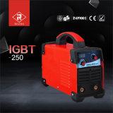 Soudeuse de l'inverseur IGBT avec du ce (IGBT-200/250)