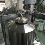 Машина завалки бутылки питьевой воды минеральной вода малая