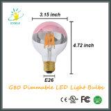 G25/G80 E26/E27 8W 장식적인 LED 전구 에너지 절약 램프