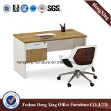 Tableau en bois en métal de Tableau de bureau et d'ordinateur familial (HX-C333)