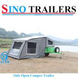 reboque de acampamento de 7X4 FT para a venda
