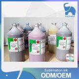 Tinta al por mayor de la sublimación del tinte de J-Teck Dx5 del precio de Fatory para Epson/Mutoh/Mimaki/Lorand