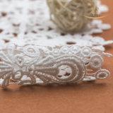Merletti svizzeri del voile, tessuti dei vestiti delle donne, tessuti africani del merletto