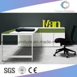 Tabella esecutiva della mobilia dell'ufficio di legno moderno del calcolatore