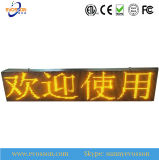 Outdoor P10 Single Color LED Display Sign (320 * 160mm)