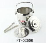 스테인리스 진공 얼음 양동이 (FT-02609)