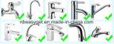 Prolongamento do Faucet para a torneira do dissipador do divertimento da lavagem dos brinquedos do banheiro dos bebês da torneira do dissipador dos miúdos das crianças/dos miúdos hábito da lavagem