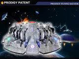 실내 오락 Equipnment Prodigy 비행접시 UFO는 기계를 탄다