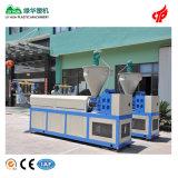 Granulatore di riciclaggio di plastica a due fasi della pellicola molle del Ce PP/PE