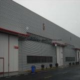 BV 증명서를 가진 현대 디자인 강철 구조물 작업장