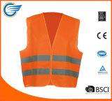 Veste reflexiva da veste elevada do En 20471 da visibilidade para o Workwear