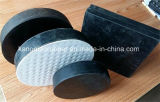 브리지 고무 방위 패드의 PTFE 표면 중국제