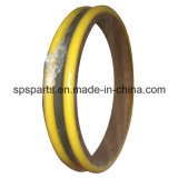 Gruppo/galleggiare della guarnizione/anello della direzione del fronte del metallo cono di duo/anello di Viton