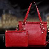 Alta qualità 2PCS delle borse delle signore di modo nel sacchetto di Tote dell'insieme Sy7820