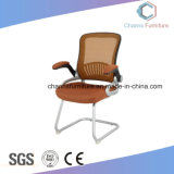 現実的な価格快適なデザインオレンジオフィスのプロジェクトの網の椅子