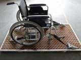 Sistema de limitação da cadeira de rodas para a cadeira de rodas da fixação (X-801-1)