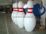 Perni di bowling gonfiabili di Spors dei nuovi prodotti per la pubblicità di nuovo anno