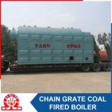 10 T/H-1.25MPa escolhem a caldeira de vapor despedida carvão do cilindro