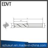 Режущий инструмент торцевой фрезы Edvt 2flute алюминиевый