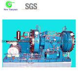 Membrana de la lubricación del gas de metano/compresor sin aceite del diafragma