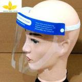 Brandwunde-Gebrauch-transparentes schützendes Gesichts-Schild