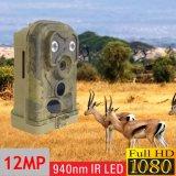IP68 imperméabilisent appareil-photo de vision nocturne de chasse d'appareil-photo de journal de 12MP Scoutguard le mini