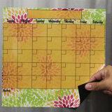 De Foto's van Instagram van het Af:drukken van de Sticker van de Kalender van de ijskast voor Koelkast