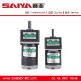 12V, 24V, 90V DC motor del engranaje (6W-300W)