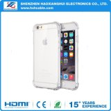 Simple Case for iPhone Transparent TPU Silicone Protective Phone Case